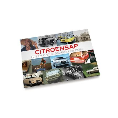 Citroensap - Faits divers uit de geschiedenis van Citroën