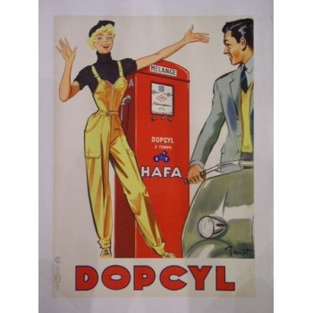 Hafa Dopcyl Pin-up