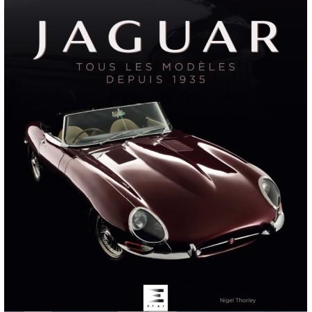 Jaguar tous les modèles depuis 1935