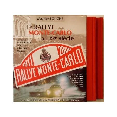 Le Rallye de Monte Carlo (au XXè siècle)