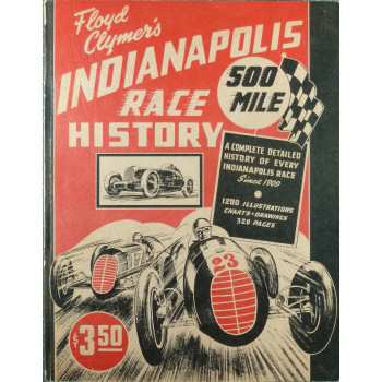 500 Mile Indianapolis Race History 1909-1941