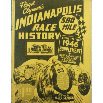 500 MILE INDIANAPOLIS RACE HISTORY 1946