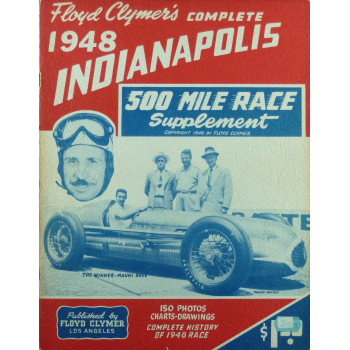 500 MILE INDIANAPOLIS RACE HISTORY 1948
