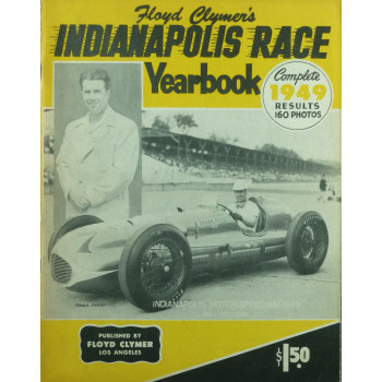 500 MILE INDIANAPOLIS RACE HISTORY 1949