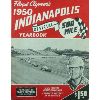 500 MILE INDIANAPOLIS RACE HISTORY 1950