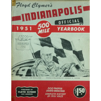 500 MILE INDIANAPOLIS RACE HISTORY 1951