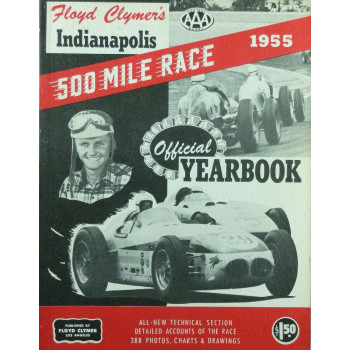 500 MILE INDIANAPOLIS RACE HISTORY 1955