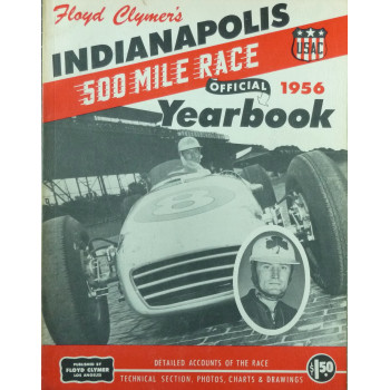 500 MILE INDIANAPOLIS RACE HISTORY 1956
