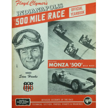 500 MILE INDIANAPOLIS RACE HISTORY 1957