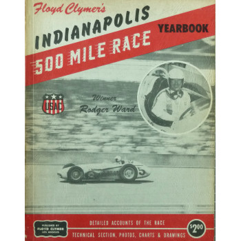 500 MILE INDIANAPOLIS RACE HISTORY 1959