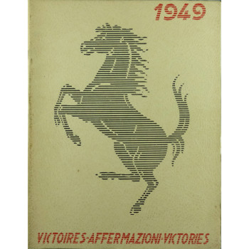 Ferrari Yearbook 1949 (reprint 1969)