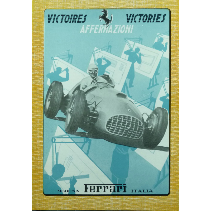 Yearbook Ferrari 1950 (reprint)