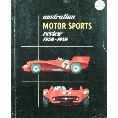 Australian Motor Sports review 1958/1959