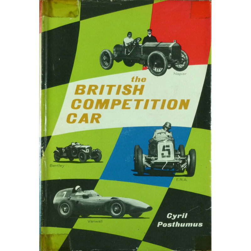 The British competition car