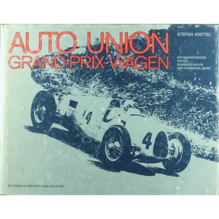 Auto union Grand Prix Wagen