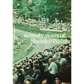 Seventy years of Shelsley Walsh