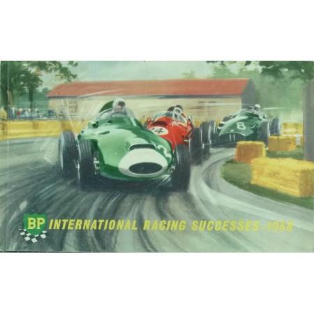 BP International Racing successes 1958