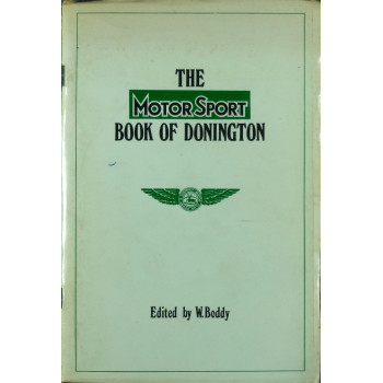 The Motorsport Book of Donington