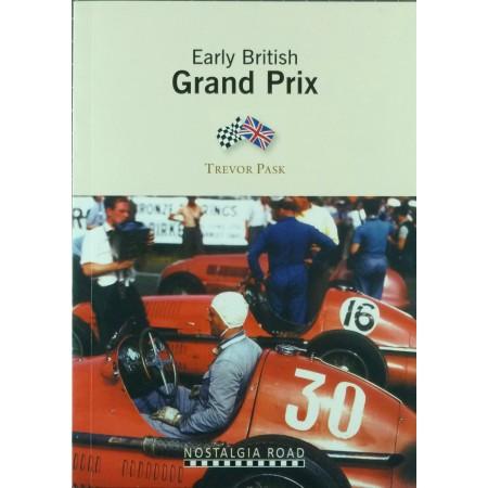 Early British Grand Prix