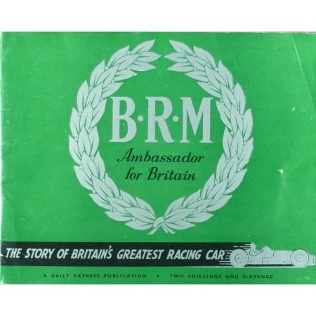 BRM Ambassador for Britain