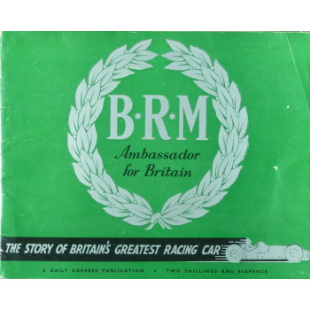 BRM Ambassador for Britain