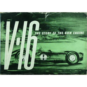 V 16 The Story of the BRM engine