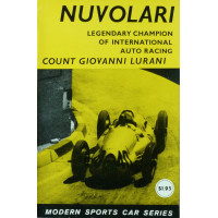 Nuvolari Legendary champion of International auto racing