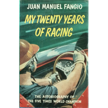 Fangio My twenty years of racing