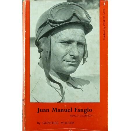 Juan Manuel Fangio World Champion