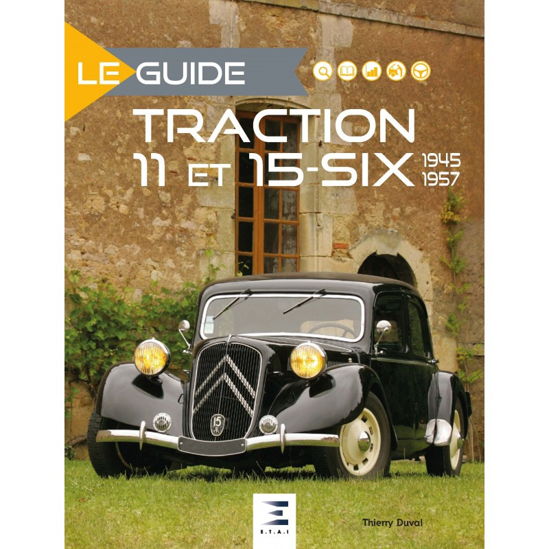 Le guide traction 11 et 15-six (1947-1957)