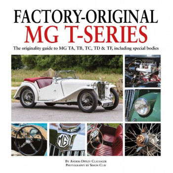 Factory Original MG T Series