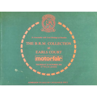 The BRM Collection at Earls Court