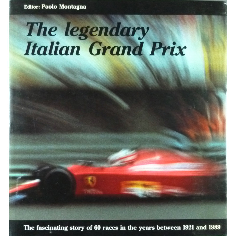 The legendary Italian grand Prix