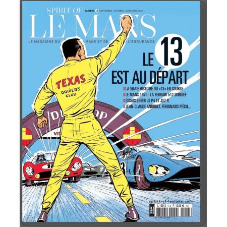 Spirit of le Mans N° 13