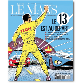 Spirit of le Mans N° 13