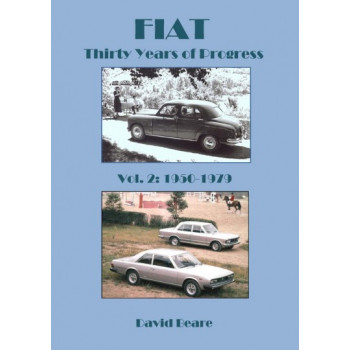 Fiat Thirty years of progress vol. 2 1950/79