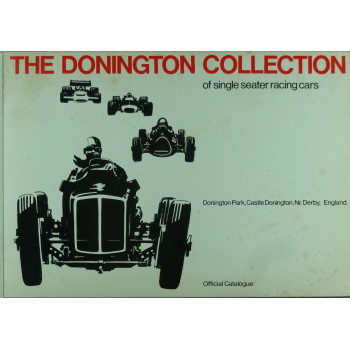 The Donington Collection of single seater racing cars
