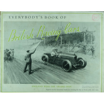 Every body's book of British racing cars