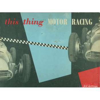 This thing Motor racing