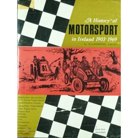 A History of motorsport in Ireland 1903-1969