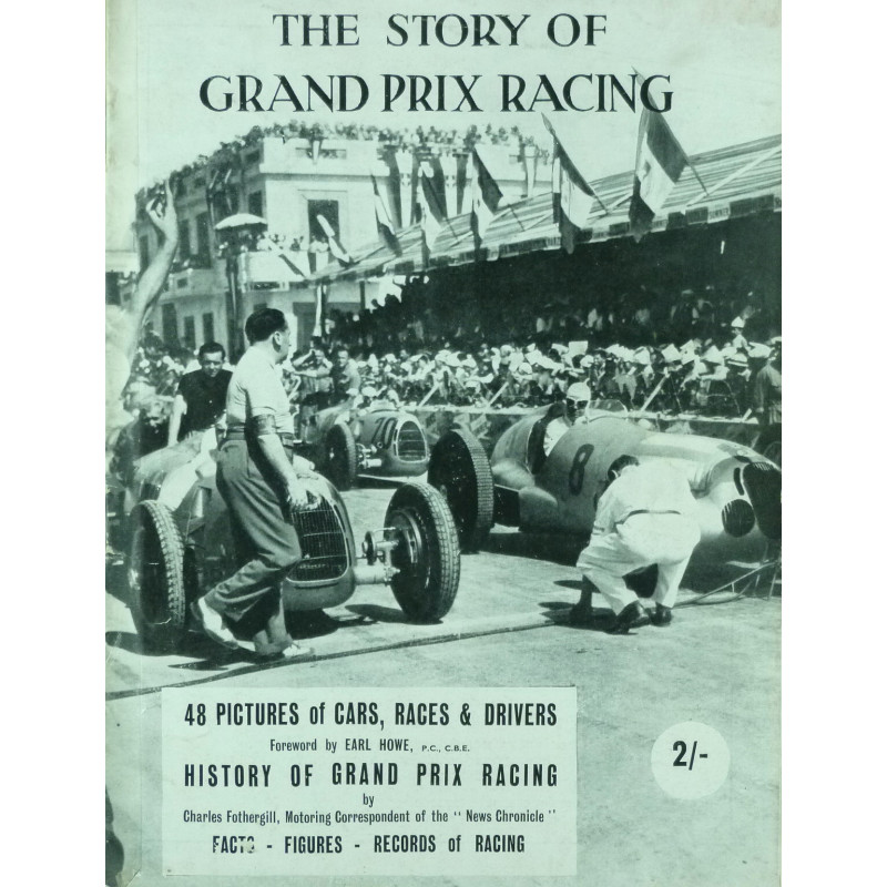 The Story of grand Prix Racing
