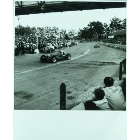 Photo grand prix d'Albi 1946 Maserati - Jean Dieuzaide