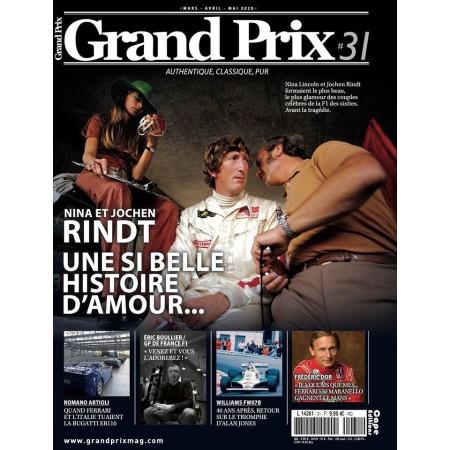 GRAND PRIX MAGAZINE N° 31 (march april may 2020)