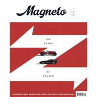 Magneto Issue 1 Spring 2019 - 100 Years Of Zagato