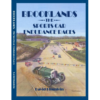 Brooklands : The Sports Car Endurance Racers