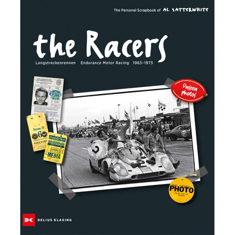 The Racers: Endurance Motor Racing - 1963-1973