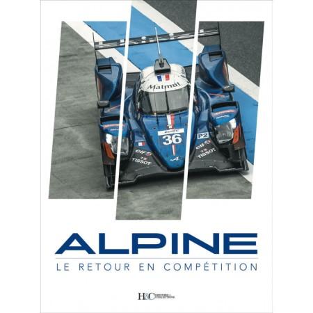 Alpine, le retour en compétition