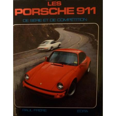 Les Porsche 911 de série et de compétition