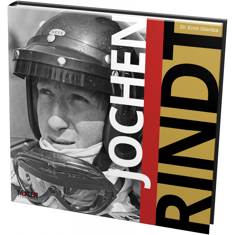 Jochen Rindt - A man with hidden depths