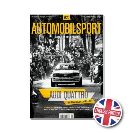 AUTOMOBILSPORT N° 25 ENGLISH EDITION 3rd Quarter 2020